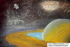 Автор: Танирберген Бейбарыс   Космическая одиссея