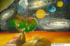 Автор: Андас Арман    Космическая целина
