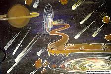 Автор: Турганбеков Сырым   Космическая одиссея