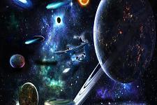 Автор: Айтуган Дархан    Космическая одиссея