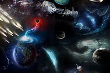 Автор: Туралы Султанбек   Космическая одиссея