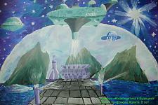 Автор: Трифонова Лолита   Космическая целина