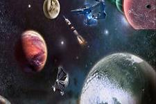 Автор: Шарайдинов Досжан   Космическая одиссея