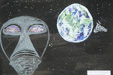 Автор: Кузьминский Артем   Космическая одиссея