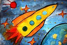 Автор: Бойкова Настя   Космическая целина