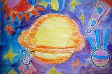 Автор: Кирдяшев Андрей   Космическая одиссея
