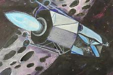 Автор: Чибизов Павел   Космическая одиссея