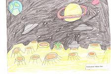 Автор: Жамантиков Тайман   Космическая одиссея