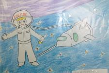 Автор: Семиволков Никита   Космическая целина
