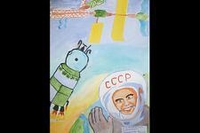 Автор: Таруханова Радна   Космическая целина