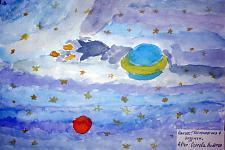 Автор: Острова Виктория   Космическая одиссея