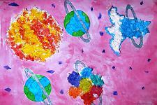 Автор: Абусева Виолетта   Космическая одиссея