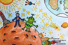 Автор: Белоножкин Андрей   Космическая одиссея