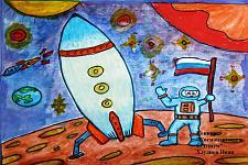 Автор: Хлуднев Иван   Космическая одиссея