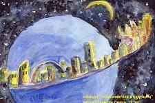 Автор: Ульянова Лиана   Космическая целина