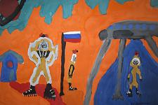 Автор: Меркулов иван   Космическая целина