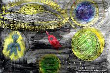 Автор: Чернышева Елизавета   Космическая целина
