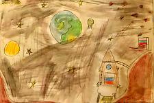 Автор: Гайнутдинов Ильдар   Космическая одиссея