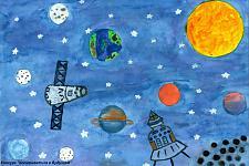 Автор: Корнеев Никита   Космическая одиссея
