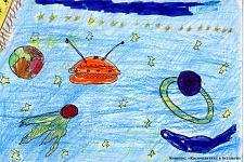 Автор: Хажимуратова Дарина   Космическая целина