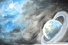 Автор: Ахмадова Яна   Космическая целина