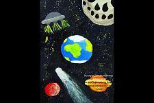 Автор: Ларюшкина Алина   Космическая одиссея