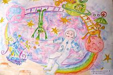 Автор: Бакланова Екатерина   Космическая одиссея