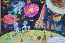 Автор: Тюменцева Полина   Космическая целина