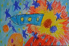 Автор: Жанайдарова Аяжан   Космонавтика в будущем