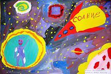 Автор: Данилова Дарья   Космическая целина