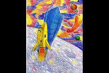Автор: Смирнов Артемий   Космическая одиссея