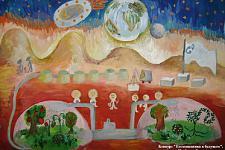 Автор: Исайкина Елизавета   Космическая одиссея