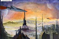 Автор: Баскакова Александра   Космонавтика в будущем