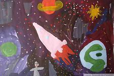 Автор: Семыкина Арина   Космическая одиссея