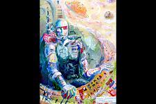 Автор: Трублина Дарья   Космонавтика в будущем