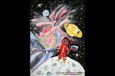 Автор: Зотова Алена   Космическая одиссея