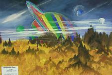 Автор: Шорохова Елизавета   Космическая одиссея