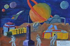 Автор: Белов Роман    Космическая одиссея