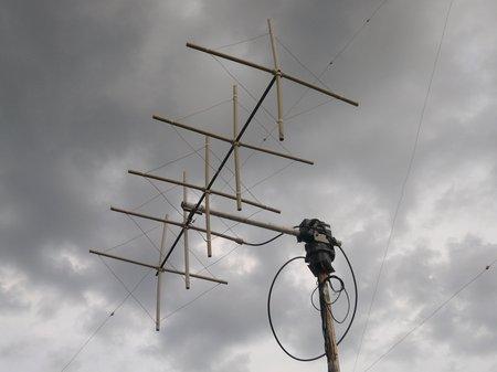 Антенна и кабель