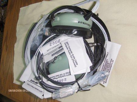 Гарнитура и комплект кабелей