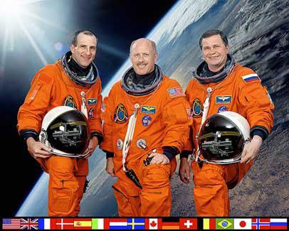 6-й экипаж МКС