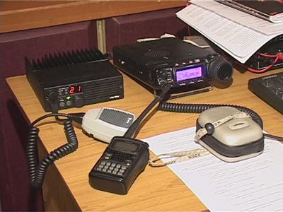 Первая радиовстреча с МКС в городе Орле