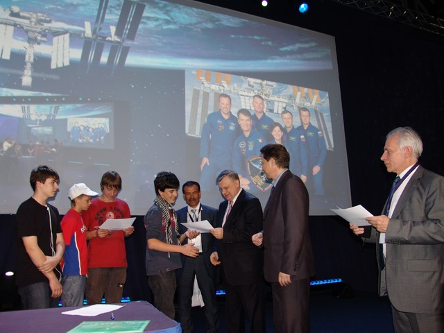 Научно-технические и инновационные достижения России, Мадрид