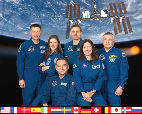 24-ый экипаж МКС