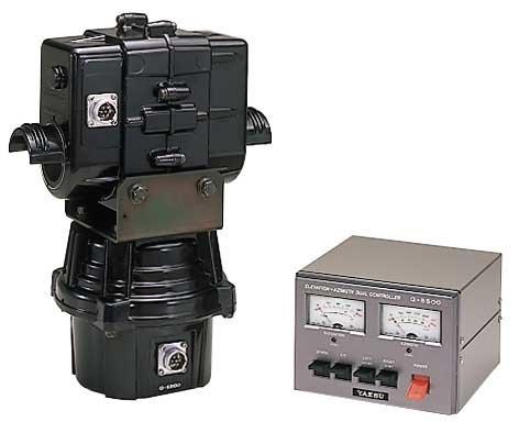 Рис.1. Поворотное устройство YAESU G-5500
