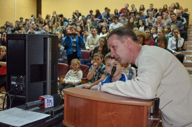 Радиосвязь центра молодежной политики и туризма Рузаевского муниципального района с экипажем МКС