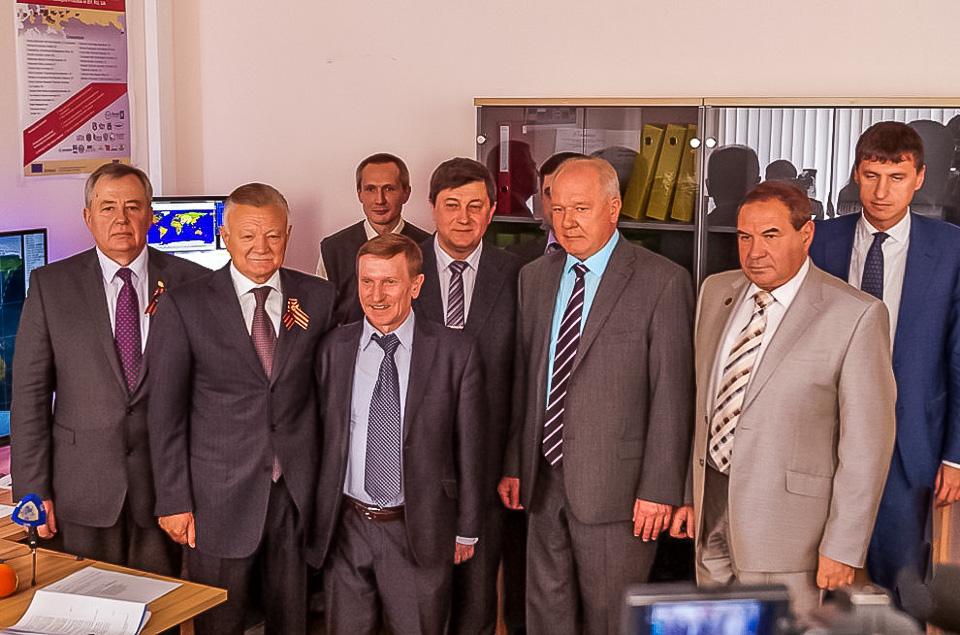 Радиовстреча центра космического радиомониторинга бизнес-инкубатора рязанского радиотехнического университета
