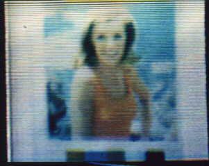 Первое в мире цветное SSTV изображени