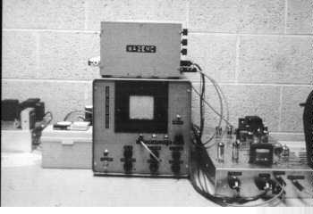 SSTV оборудование 1958 года