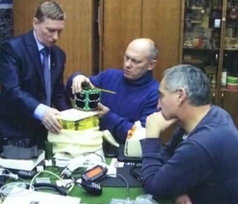 МКС- работа с радиолюбителями